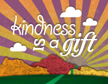 Kindness is a Precious Gift