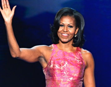 A First Lady's Triceps…Newest Bucket List Addition?
