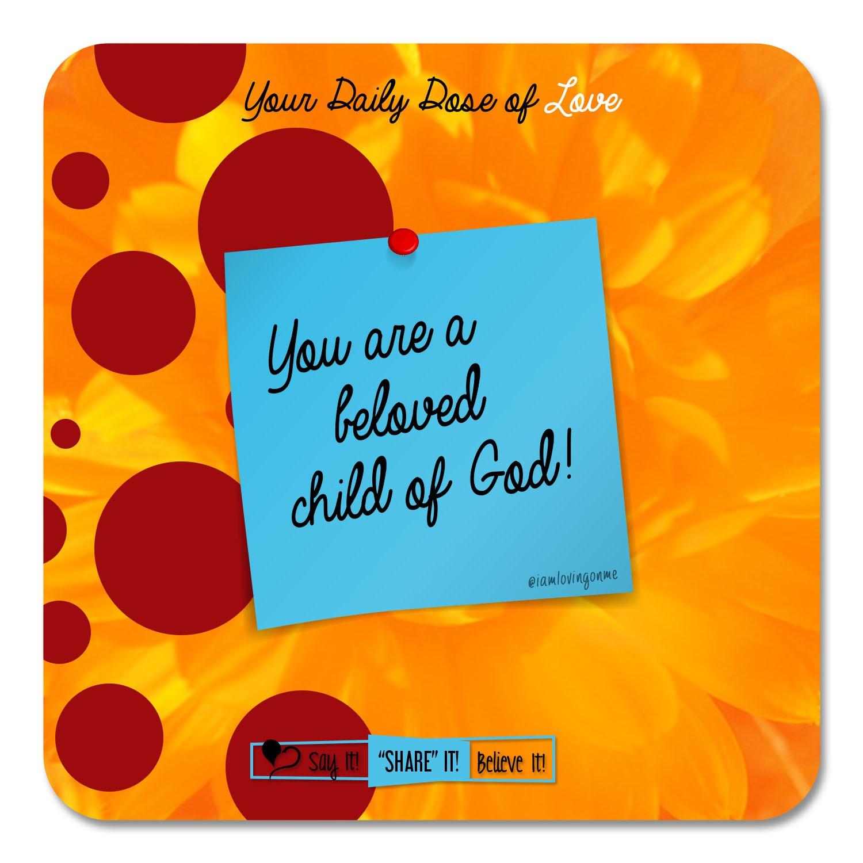 Beloved Child of God