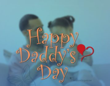 Loving on Me Inspiration – Happy Daddy's Day!