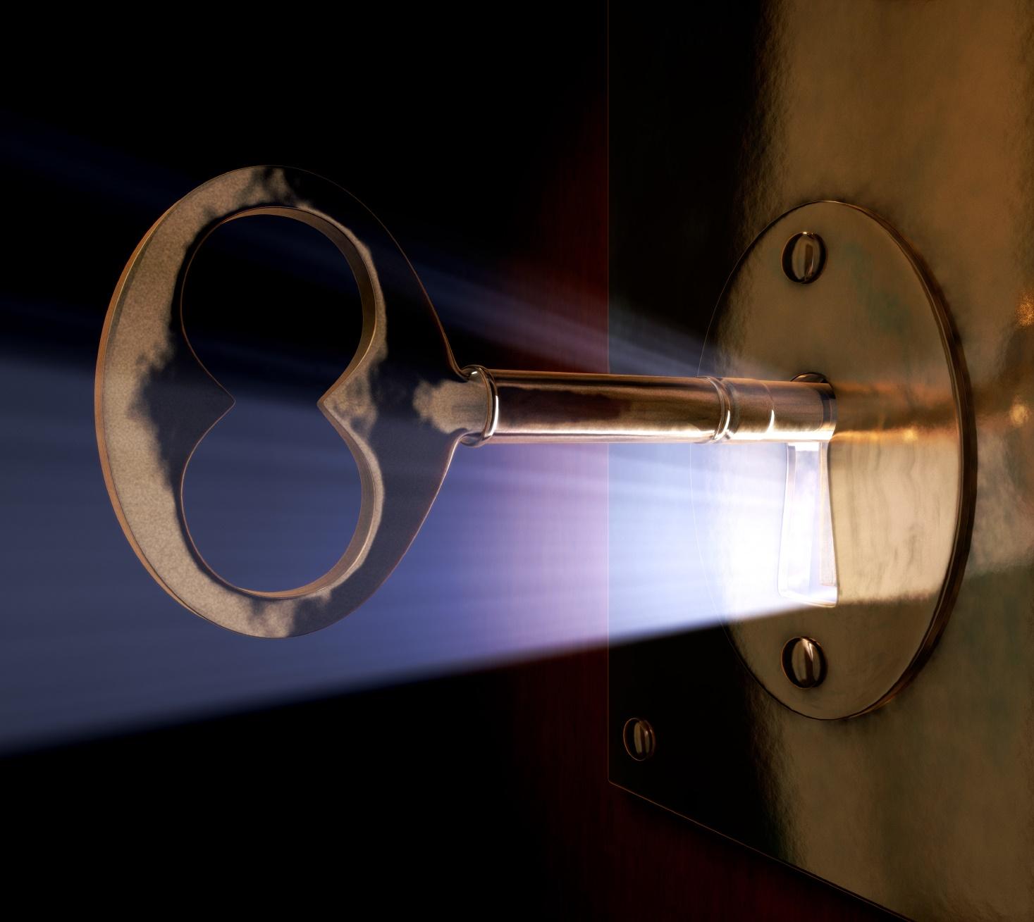 iStock-gold-lock-and-key