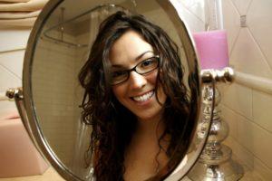 like-yourself-woman-in-mirror