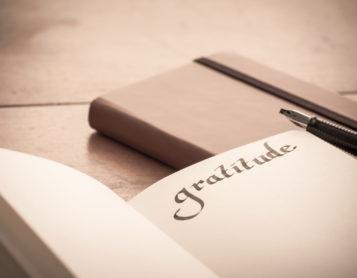 Thanksgiving is Over. Is Gratitude Gone Too?