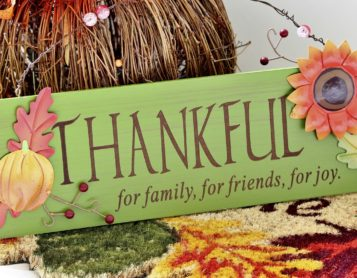 In Everything, By Prayer & Petition, with Thanksgiving