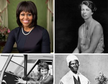 Celebrating & Saluting Inspiring Women