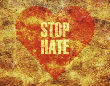 It's Time to Stop the Hate