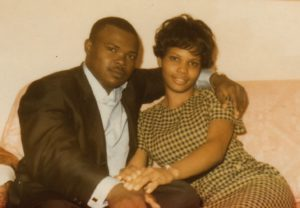 Mom and Dad Late 60's